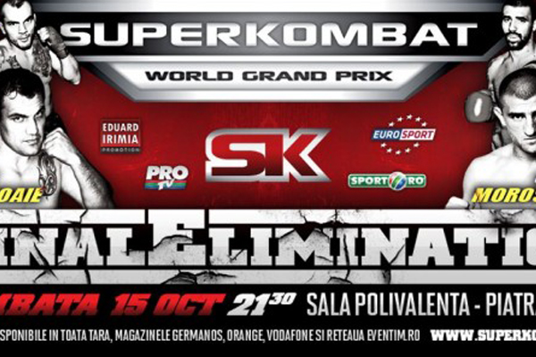 Kempo SuperKombat 6 - Final Elimination, 2011 !