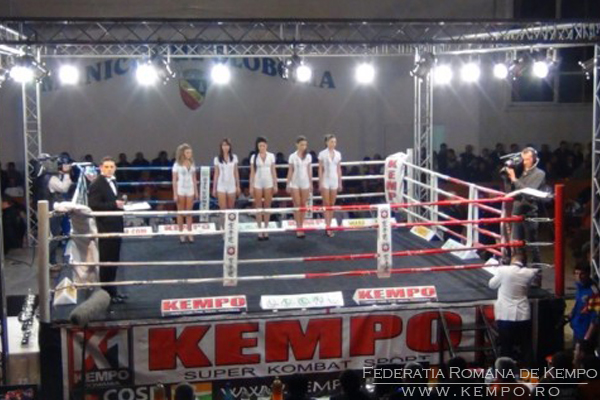 Kempo Romanian Fighting Series 2 !