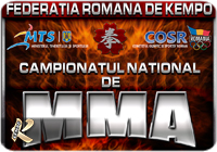 Campionatul National de MMA-2013