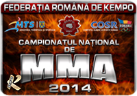 Campionatul National de MMA-2014